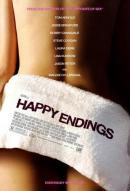 Affiche du film Happy Endings