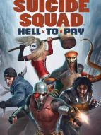 Affiche du film Suicide Squad: Hell to Pay