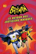 Affiche du film Batman: Return of the Caped Crusaders