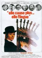 Affiche du film Elle cause plus, elle flingue