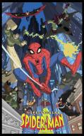 Affiche du film The Spectacular Spider-Man  (Série)