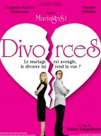 Affiche du film Divorces