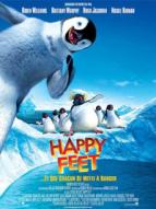 Affiche du film Happy Feet
