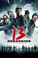 Affiche du film 13 assassins