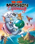 Affiche du film Tom & Jerry : Mission espionnage