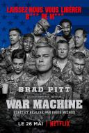 Affiche du film War Machine