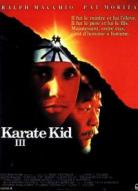 Affiche du film Karate kid III