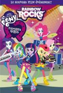 My Little Pony Equestria Girls : Rainbow Rocks - Le film