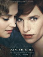 Affiche du film The Danish girl