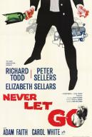 Affiche du film Never let go