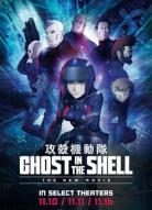 Affiche du film Ghost in the Shell : The new movie