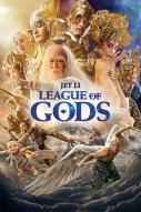 Affiche du film League of Gods