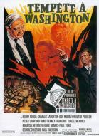 Affiche du film Tempête à Washington