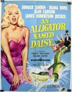 Affiche du film An Alligator Named Daisy