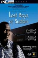 Affiche du film Lost Boys of Sudan