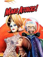 Affiche du film Mars Attacks !