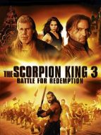 Scorpion king 3 : Battle for redemption (The)