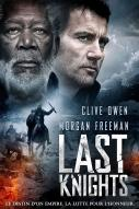 Affiche du film The Last knights