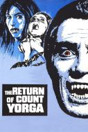 Affiche du film The Return of Count Yorga