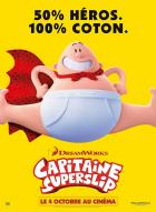 Affiche du film Captain Underpants