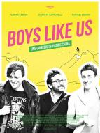 Affiche du film Boys like us