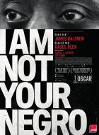 Affiche du film I Am Not Your Negro