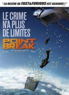 Affiche du film Point Break