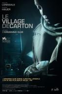 Affiche du film Le village de carton
