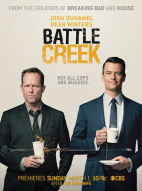 Affiche du film Battle Creek   (Série)