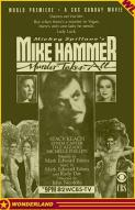Affiche du film Mike Hammer: Murder Takes All
