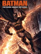 Affiche du film Batman : The Dark Knight Returns - Partie 2