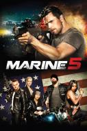 Affiche du film The Marine 5