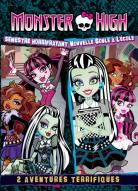 Affiche du film Monster High : Semestre horrifrayant