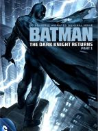 Affiche du film Batman : The Dark Knight Returns - Partie 1