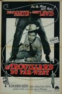 Affiche du film Trouillard du Far West (Le)