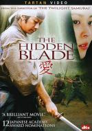 Affiche du film The Hidden Blade
