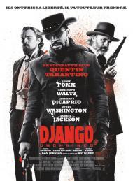 Django Unchained affiche