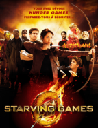 Affiche du film Starving games (The)