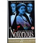 Affiche du film Notorious