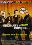Affiche du film Ordinary decent criminal
