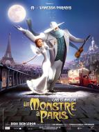 Affiche du film Un monstre à Paris