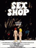 Affiche du film Sex shop