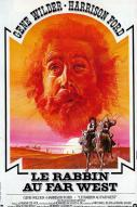 Affiche du film Un rabbin au far-west