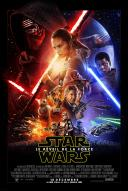 Affiche du film Star Wars: Episode VII - Le Réveil de la Force