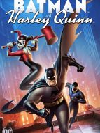 Affiche du film Batman and Harley Quinn