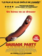 Affiche du film Sausage Party