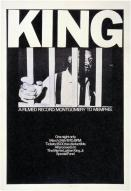 Affiche du film King : a filmed record... Montgomery to Memphis