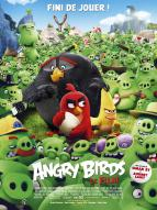 Affiche du film Angry Birds : le film