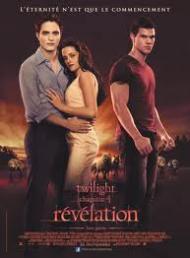 Affiche du film Twilight - Chapitre 4: Révélation 1ère partie