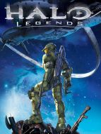 Affiche du film Halo legends